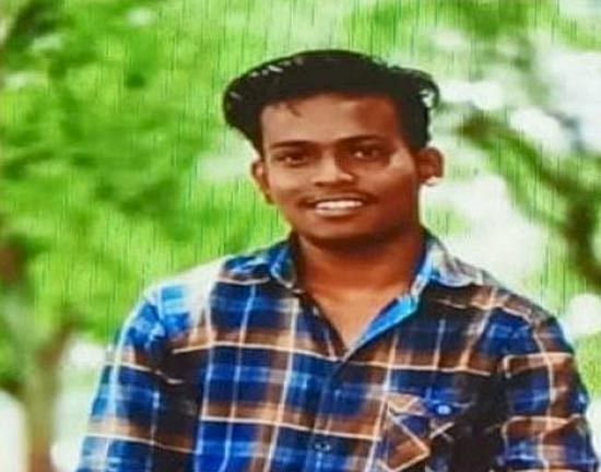 एनएमडीसी कर्मचारी के पुत्र ने की आत्महत्या