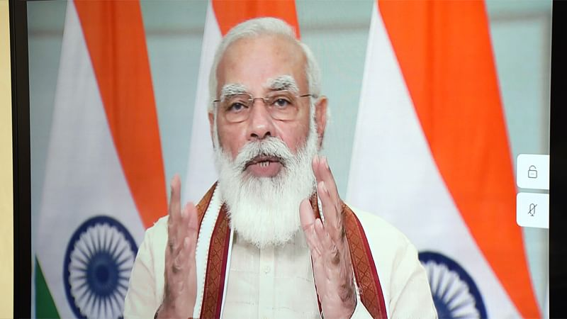 वाराणसी दूरदर्शन केंद्र से प्रसारण शुरू कराने के लिए भाजपा नेता ने लिखा प्रधानमंत्री को पत्र