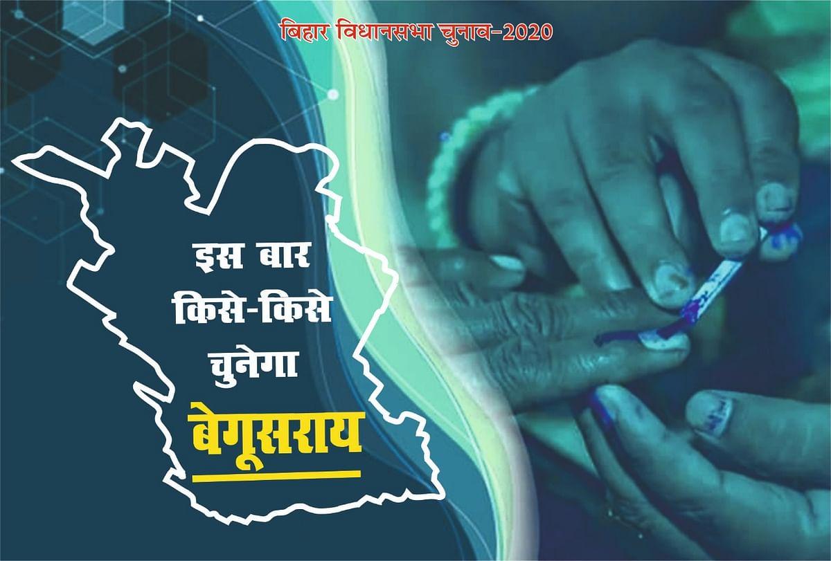 बिहार विधानसभा चुनाव : चर्चा में है देश में  सबसे पहले बूथ लूटने वाला मटिहानी क्षेत्र