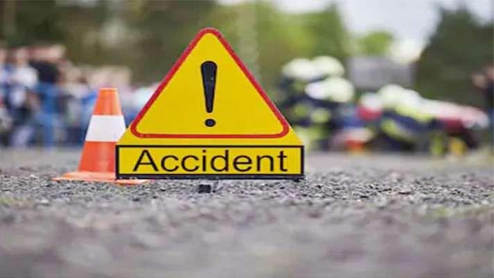 कांकेर : तेज रफ्तार ट्रक ने चार युवकों को रौंदा
