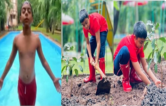 अजय देवगन और काजोल ने खास अंदाज में दी बेटे युग को जन्मदिन की बधाई