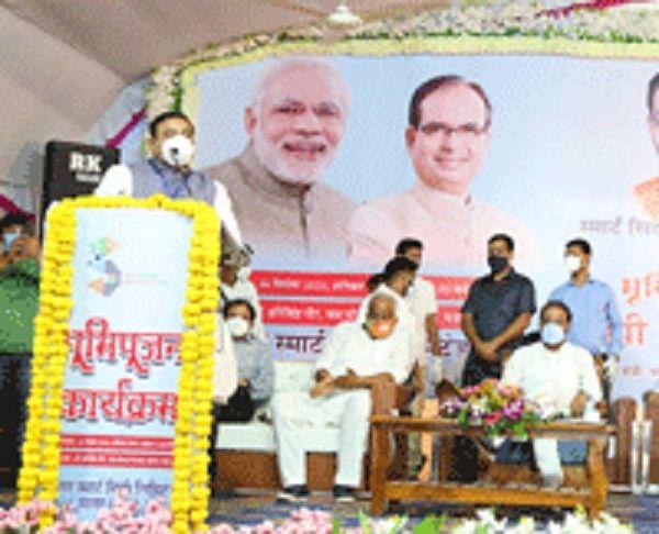 सागर जिले में यातायात व्यवस्था सुधारने बनेगा एलीवेटेड कोरिडोर : मंत्री भूपेन्द्र सिंह