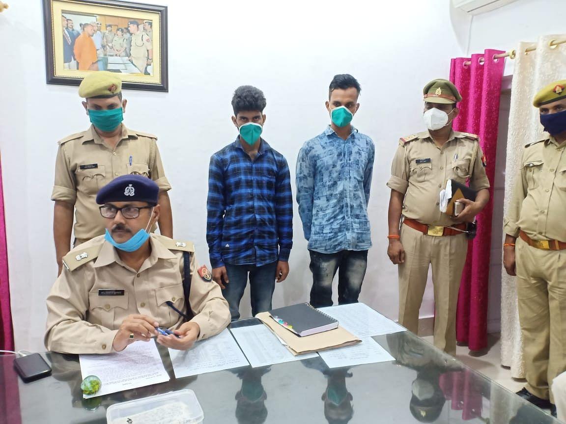 प्रधान हत्याकांड में शामिल दो हत्याभियुक्त गिरफ्तार