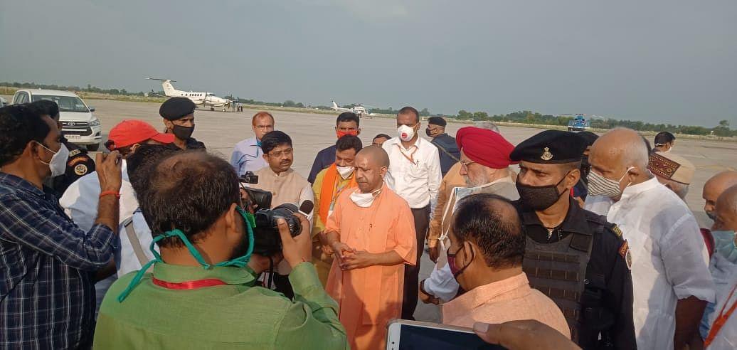 एयरपोर्ट से विश्व बौद्ध समुदाय का केंद्र बनेगा कुशीनगर : योगी आदित्यनाथ