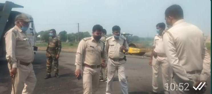 बीसीसीएल के आकाशकिनारी कोलियरी कांटा घर में दो गुटो में संघर्ष!