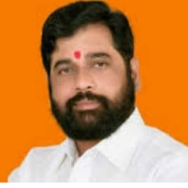 महाराष्ट्र के नगर विकास मंत्री एकनाथ शिंदे कोरोना से संक्रमित