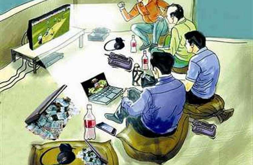 आईपीएल - क्रिकेट के सटोरिये सक्रिय