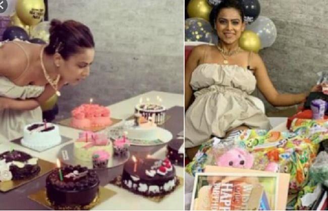 निया शर्मा ने खास अंदाज में मनाया अपना जन्मदिन, सोशल मीडिया पर वीडियो वायरल