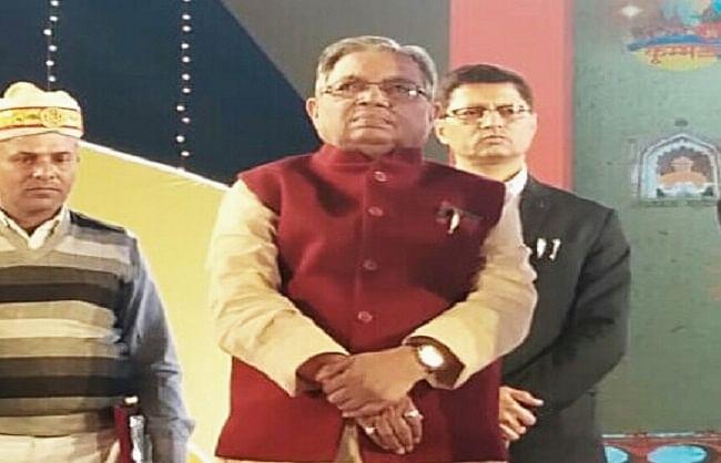 भाजपा की सरकार लोकतंत्र पर आधारित, यहां हर निर्णय सामूहिक चिंतन के बाद: सुरेश श्रीवास्तव