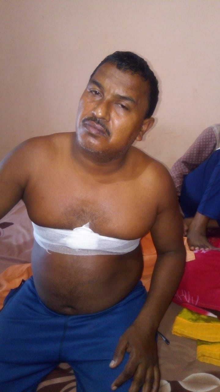 मोबाइल नहीं देने पर डॉक्टर पर हुआ जानलेवा हमला, तीन आरोपी फरार