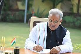 छत्तीसगढ़ के मुख्यमंत्री ने केन्द्रीय उड्डयन मंत्री को लिखा पत्र