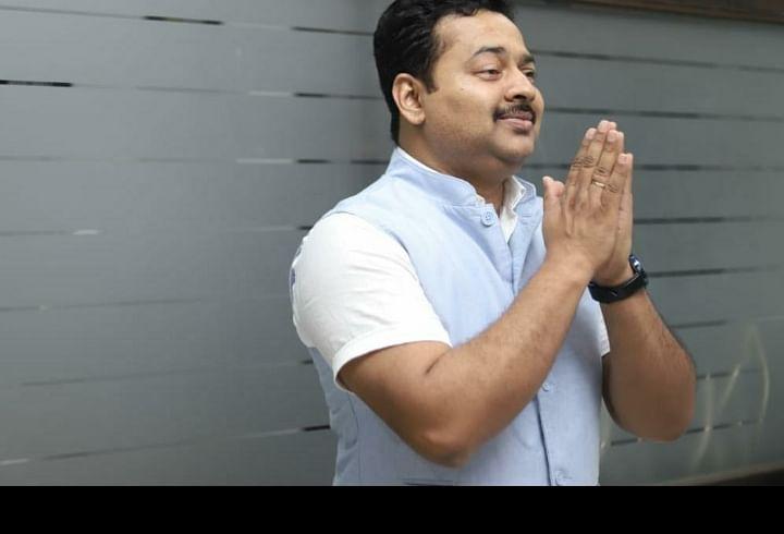 भोजपुर के संदेश से ले संघ मुख्यालय नागपुर तक कार्य करने वाले मुकेश ने की टिकट की दावेदारी