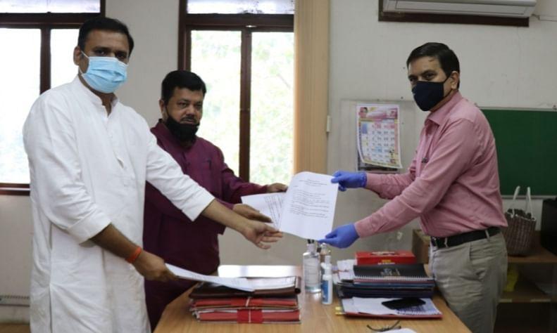 भाजपा ने दिया एक सप्ताह में एसटी कर्मचारियों के वेतन का भुगतान करने का अल्टीमेटम
