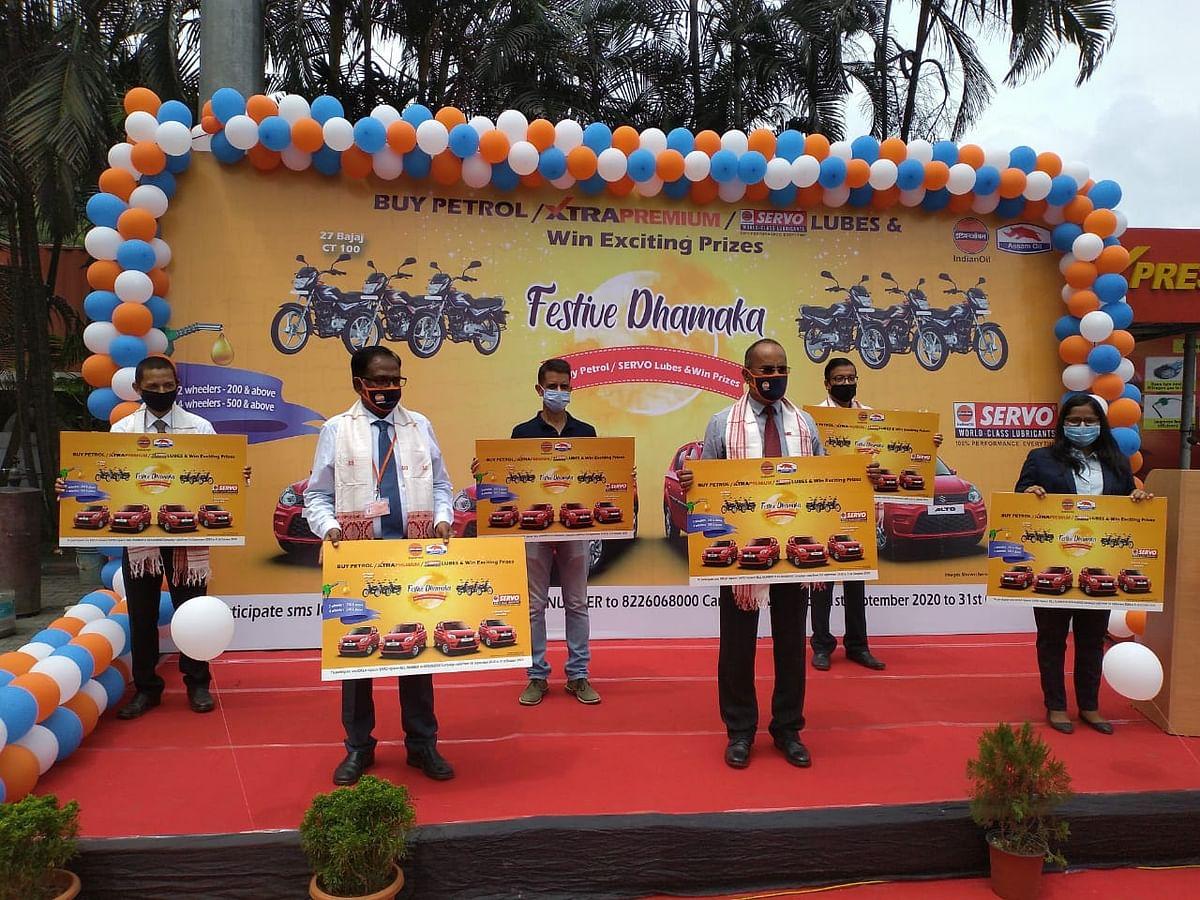 इंडिया आयल ने ग्राहकों के लिए लांच किया नेशनल बोनांजा प्रमोशनल स्कीम