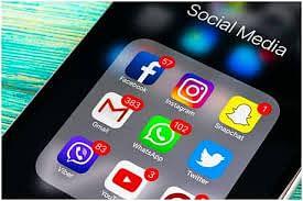 उप्र : सोशल मीडिया पर आईं 6,32,089 शिकायतें, 4,167 एफआइआर दर्ज