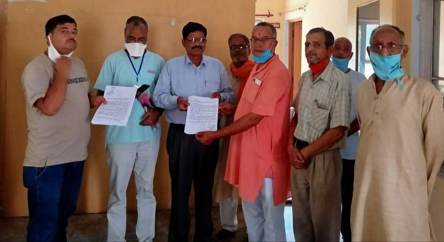 बदरीनाथ धाम में मास्टर प्लान का तीर्थपुरोहितों ने किया विरोध