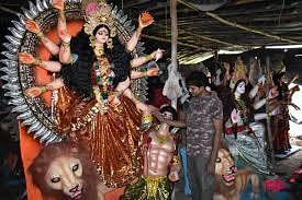 नवरात्रि महोत्सव पर भी लग सकता है कोरोना का ग्रहण