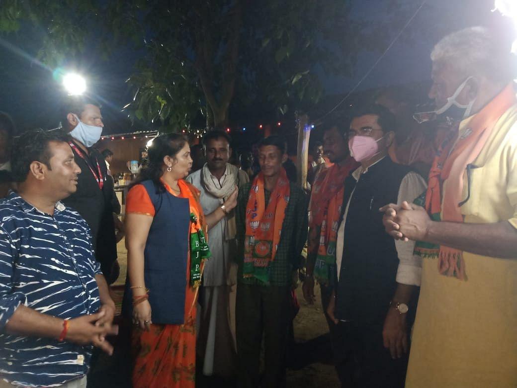 चुनाव मैं नहीं शिवराजसिंह चौहान लड रहे हैं : कास्डेकर