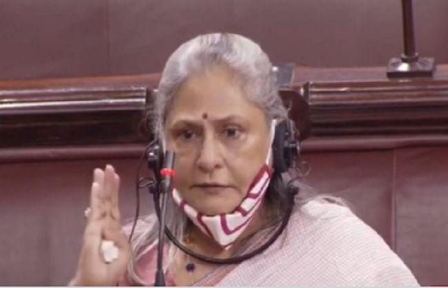 एंटरटेनमेंट इंडस्ट्री को बदनाम करने की साजिश चल रही है : जया बच्चन