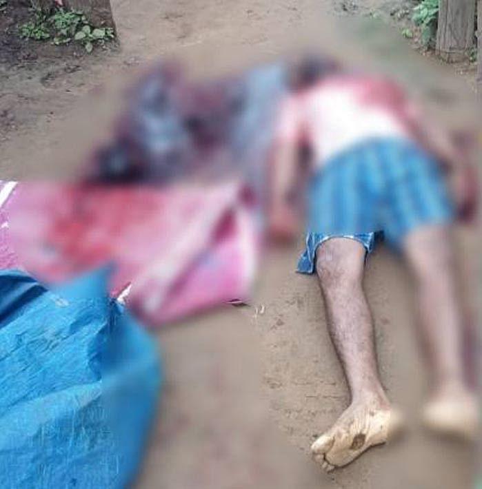 नक्सलियों ने हैंडपंप के राड से किया 1 किसान की हत्या