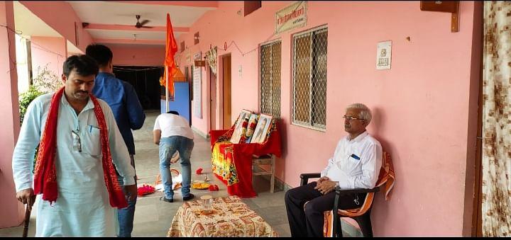 हिन्दुस्तान की संस्कृति व हिंदुत्व की रक्षा के लिए संघ  का गुरुदक्षिणा कार्यक्रम अहम:कुलपति