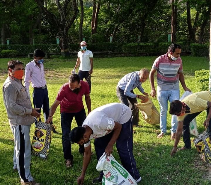 प्रधानमंत्री नरेन्द्र मोदी के जन्मदिन पर स्वच्छता अभियान के साथ सेवा सप्ताह का हुआ शुभारंभ