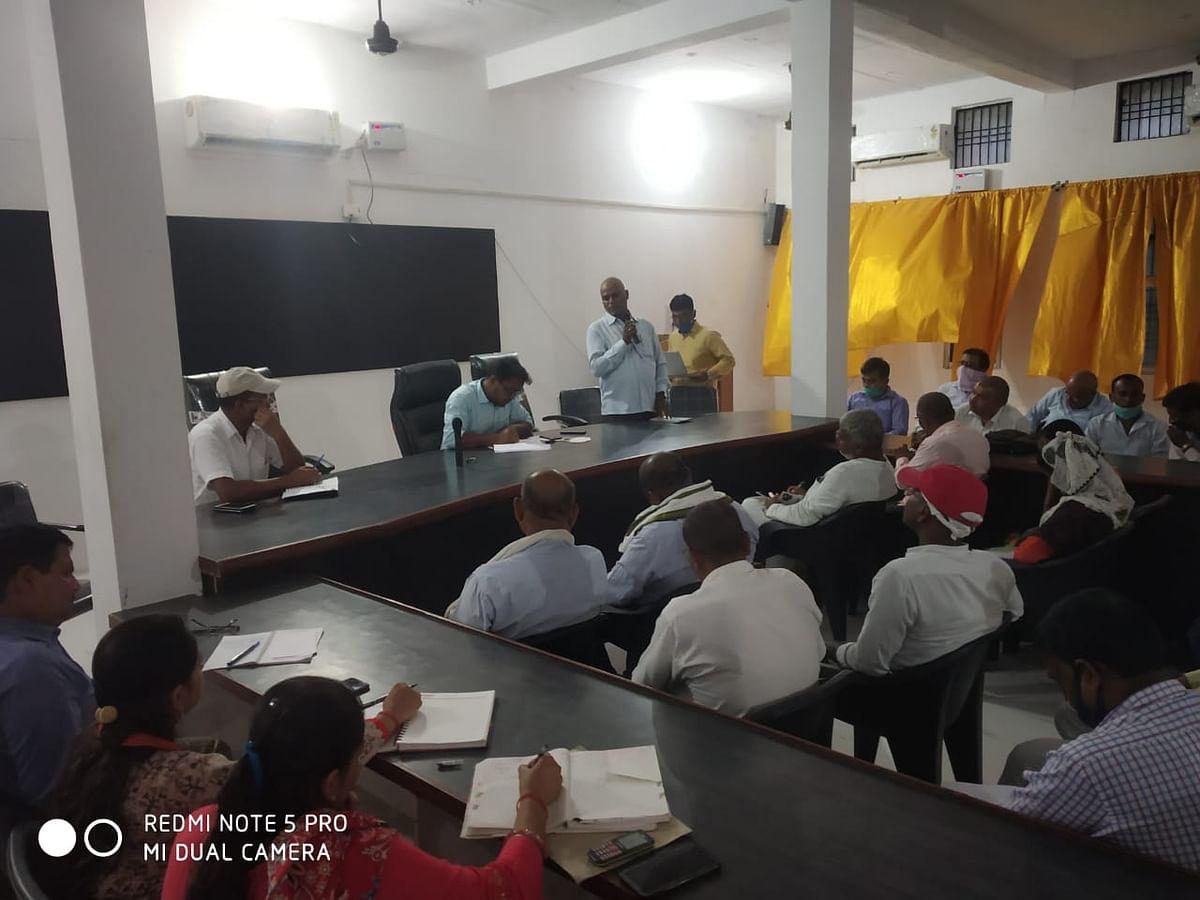 कुशीनगर के मुसहर समुदाय के विकास को बनेंगी दूरगामी योजनाएं