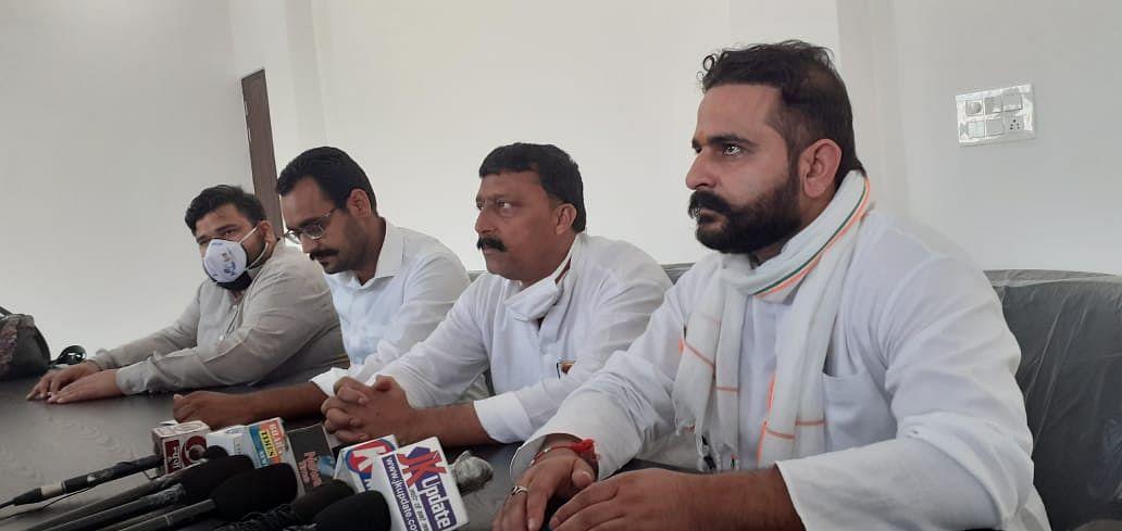 70 सालों में खुद तो कुछ कर नहीं पाए, जब भाजपा की सरकार ने किसानों के हित में विधेयक लाया, तो भ्रम फैलाकर इस पर राजनीति कर रहे- रघुनंदन सिंह बबलू