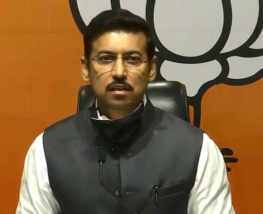 भाजपा ने केंद्र पर एमनेस्टी इंटरनेशनल संस्था के आरोपों को किया खारिज