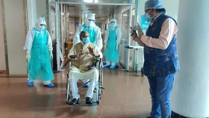 पूर्व मुख्यमंत्री कल्याण सिंह गाजियाबाद के यशोदा अस्पताल में भर्ती