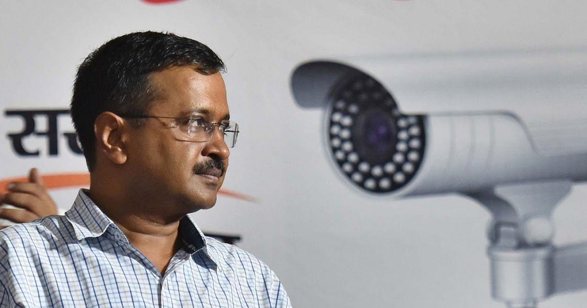 जब चोरी हुई तो दिल्ली सरकार के सीसीटीवी कैमरों की खुली पोल