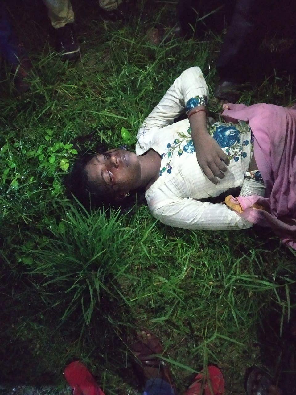 दहेज के नाम पर ससुराल वालों ने की बहू की हत्या