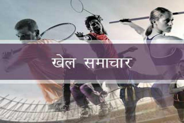 चेन्नई सुपरकिंग्स ने टॉस जीतकर करेगी गेंदबाजी, राजस्थान रायल्स को बल्लेबाजी सौंपी