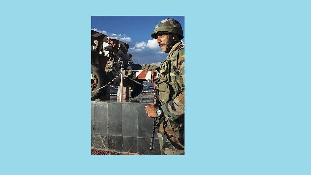 चीन से तनातनी के बीच उत्तरकाशी में चिन्यालीसौड़ से अग्रिम चौकियों में सैन्य हलचल तेज