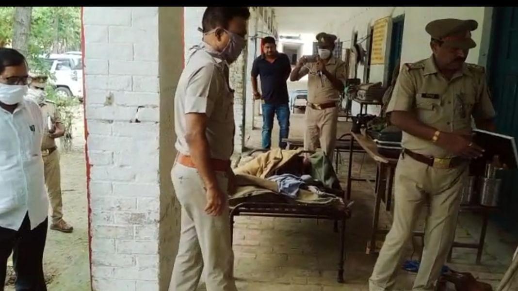 अम्बेडकर नगर : पीएसी के दीवान ने की आत्महत्या