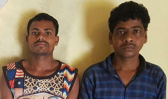 सउनि के अपहरण एवं हत्या में शामिल 02 नक्सली गिरफ्तार
