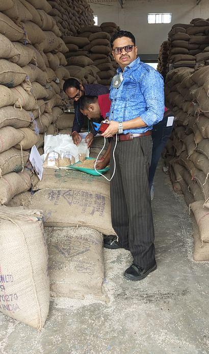 छह करोड़ के चावल हेरफेर मामले में कार्रवाई अटकी, अब ईओडब्ल्यू के पास जा सकता है मामला