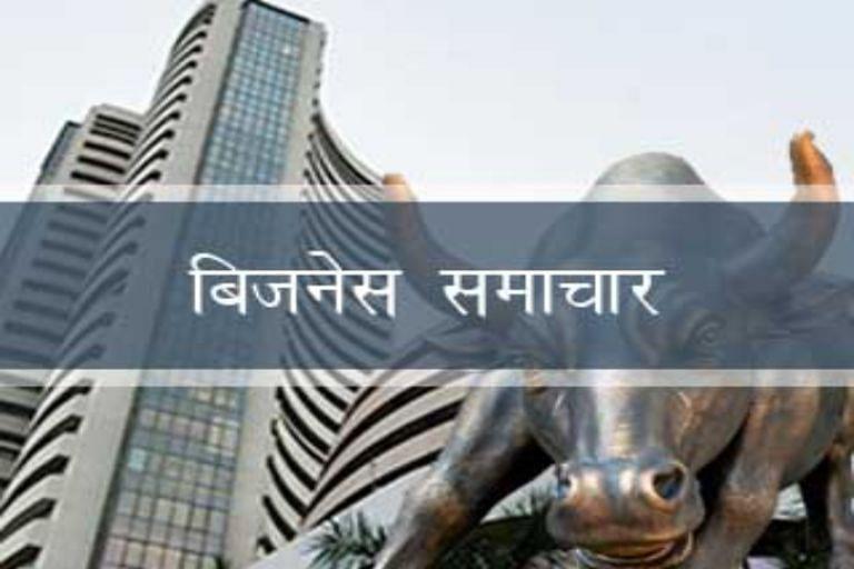 सेंसेक्स की शीर्ष 10 में से चार कंपनियों का बाजार पूंजीकरण तीन लाख करोड़ रुपये बढ़ा