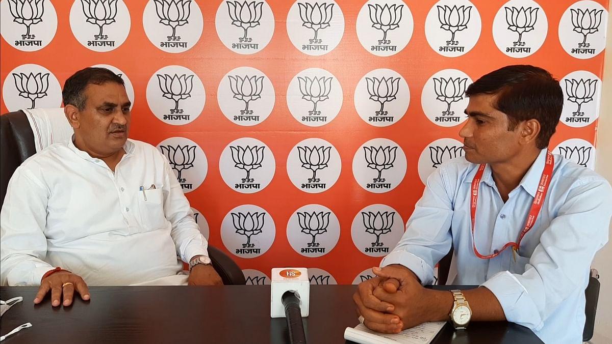 छपरौली विधायक सहेंद्र सिंह का दावा : पुल, सड़क व बिजलीघर से क्षेत्र को मिली उड़ान