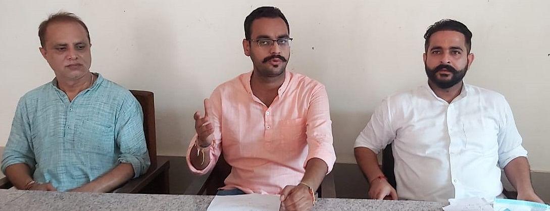 देश के सुरक्षा बलों का अपमान सहा नहीं जाएगा, अलगाववादी नेताओं का समर्थन करने वाले आज मानव अधिकार की बात कर रहे- राहुल देव