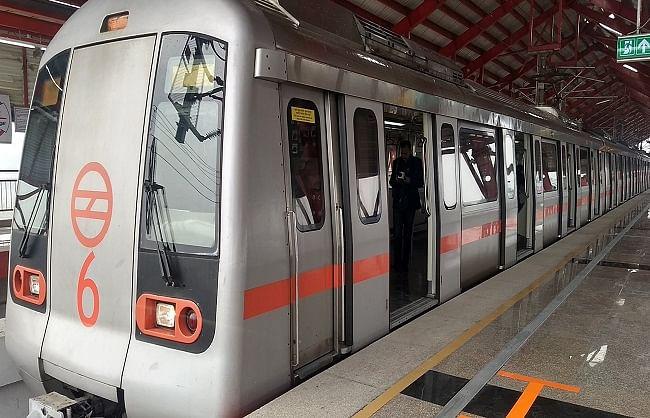 रेड, ग्रीन और वायलेट लाइन पर भी शुरू हुई दिल्ली मेट्रो सेवा