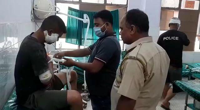 मेघालय के ऊर्जा मंत्री के काफिले का वाहन दुर्घटनाग्रस्त, 4 व्यक्ति घायल