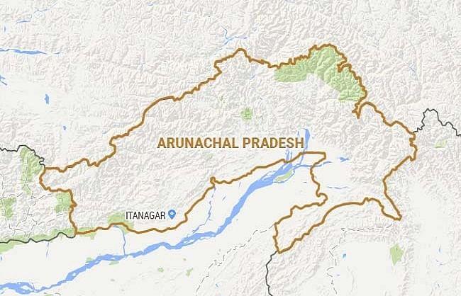 चीन ने फिर अरुणाचल प्रदेश को बताया अपना हिस्सा