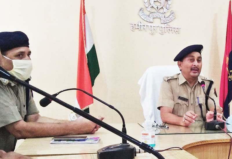 कानून के दायरे में काम न करने वालों के खिलाफ होगी कार्यवाहीः पुलिस अधीक्षक