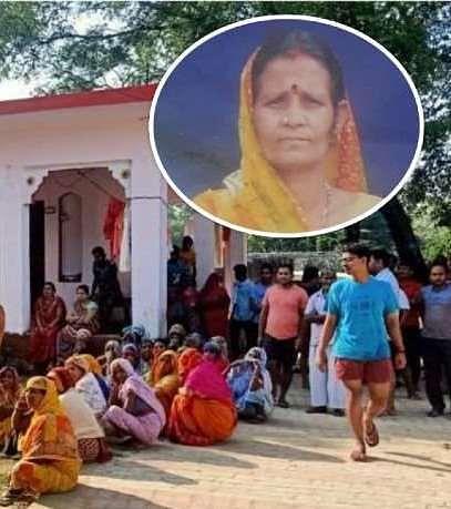 पुरोहित की पत्नी हत्या, जांच में जुटी पुलिस
