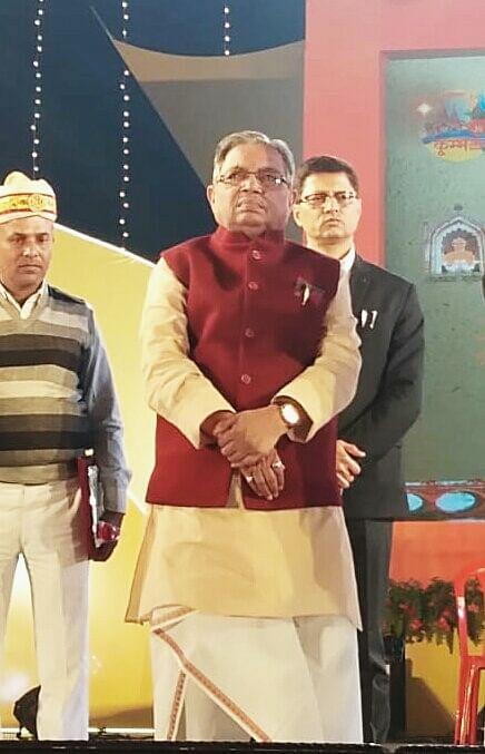 भाजपा की सरकार लोकतंत्र पर आधारित, यहां हर निर्णय सामूहिक चिंतन के बाद : सुरेश श्रीवास्तव