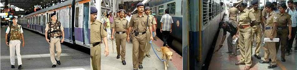 पश्चिम रेलवे पर मनाया गया रेल सुरक्षा बल का स्थापना दिवस