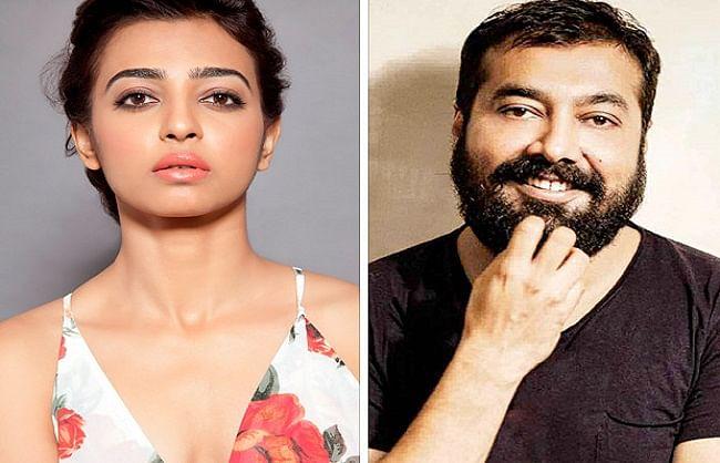 फिल्ममेकर अनुराग कश्यप के सपोर्ट में अभिनेत्री राधिका आप्टे ने कही ये बात