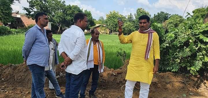 विकास कार्यों की बदौलत प्रदेश के नक्शे पर रंग बिखेरेगी हरैया विधानसभा-अजय सिंह