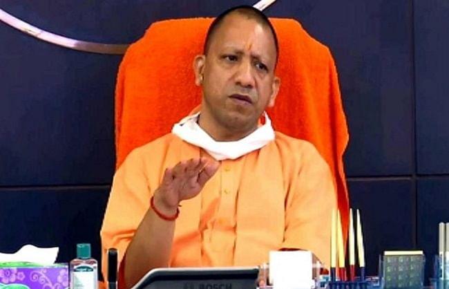 उप सभापति हरिवंश नारायण ने प्रेम और आदर का उदाहरण किया पेश:  सीएम योगी